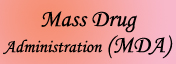 Mass Drug Administration (MDA)