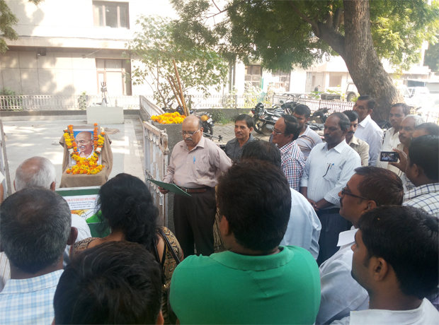 Swachh Bharat Mission - 2nd October 2014\\r\\nat NVBDCP, 22-Sham Nath Marg, Delhi-110054.