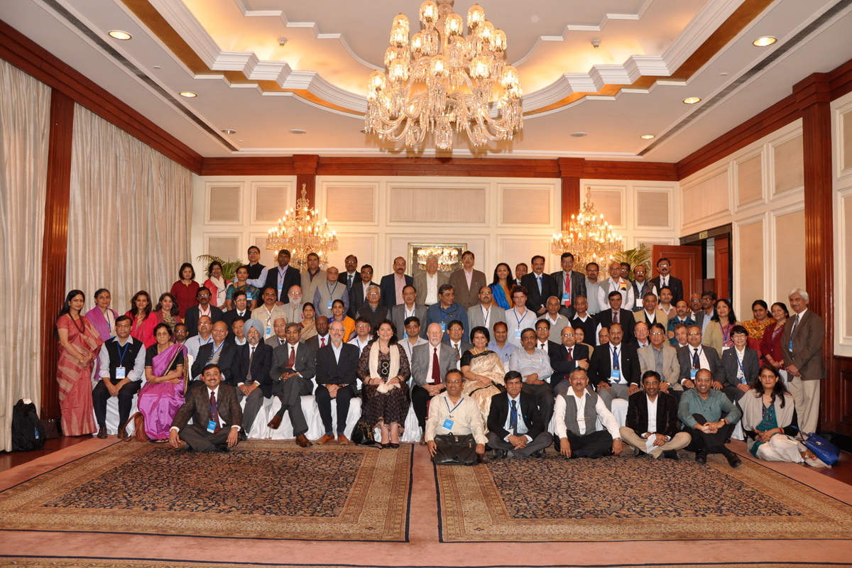 Joint Monitoring Mission (JMM) briefing non 1st March 2014 & Debriefing on 10th March 2014 at Hotel Oberoi, New Delhi
