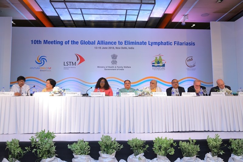 Global Alliance to Eliminate Lymphatic Filariasis 13-15 June 2018